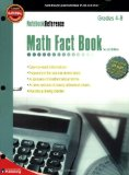 Math Fact Book: Grades 4-8 (Notebook Reference) 2nd Edition