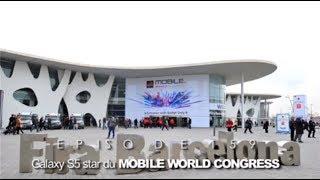 ORLM159-Galaxy S5 la star du Mobile World Congress