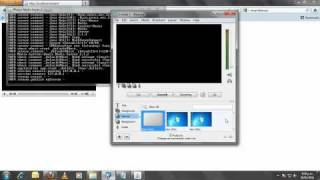 How to stream audio and video using a streaming server