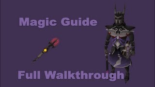 1-99 Magic Guide Runescape 2014 - Fast and Cheap Methods [P2P Only] EOC