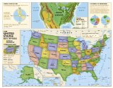 Kids Beginners USA Education [Grades K-3] (National Geographic: Reference Map) (Reference - Education)