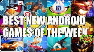 Best New Free Android Games of the Week #23