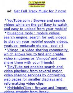 Latest Mobile Video clip News